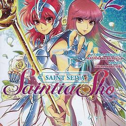 SAINT SEIYA - SAINTIA SHO 02