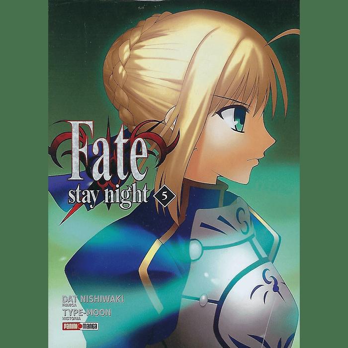 FATE STAY NIGHT 05