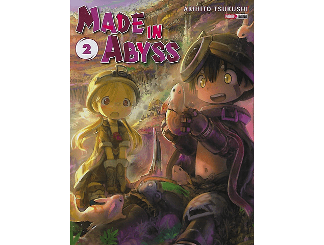 MADE IN ABYSS 02