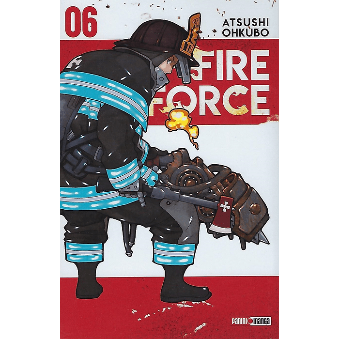 FIRE FORCE 06