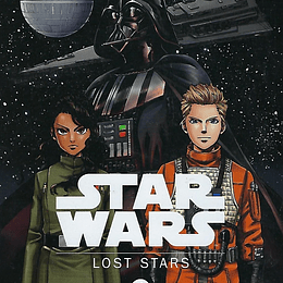 STAR WARS: LOST STARS 01