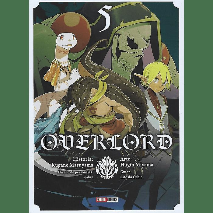 OVERLORD (MANGA) 05
