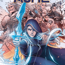 LEAGUE OF LEGENDS 01: ASHE - MATRIARCA (TPB)