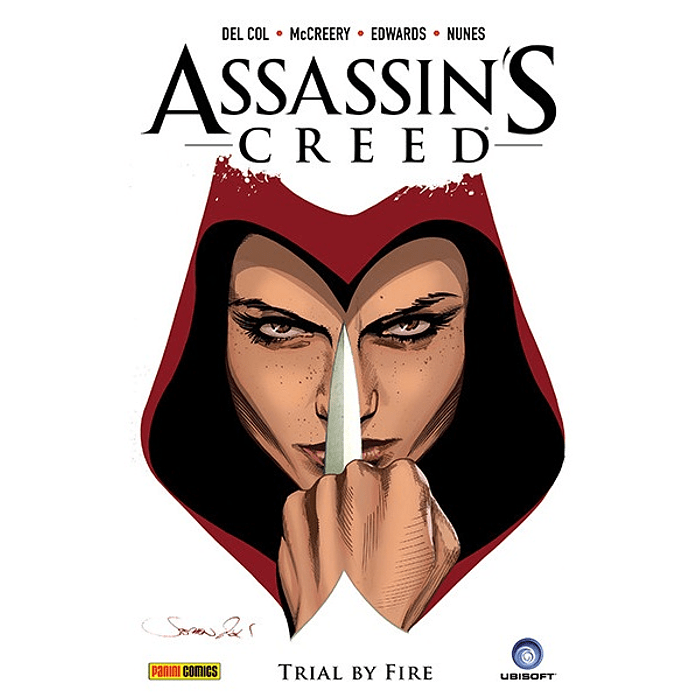 ASSASSIN'S CREED: TRIAL BY FIRE 01 (TPB)