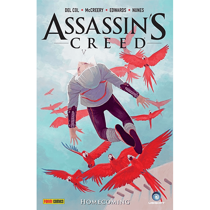 ASSASSIN'S CREED: HOMECOMING 03 (TPB)
