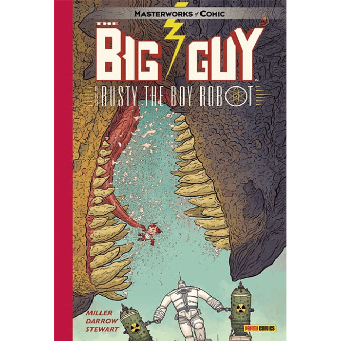 THE BIG GUY AND RUSTY THE BOY ROBOT (HC)