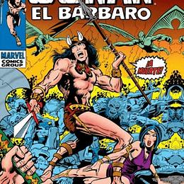 CONAN EL BARBARO - LOS CLASICOS DE MARVEL 01 (HC)