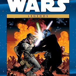STAR WARS LEGENDS 08 (HC)
