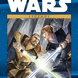 STAR WARS LEGENDS 09 (HC)