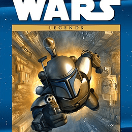 STAR WARS LEGENDS 10 (HC)