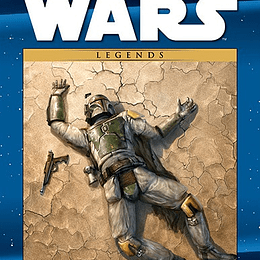 STAR WARS LEGENDS 17 (HC)