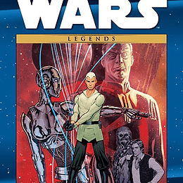 STAR WARS LEGENDS 18 (HC)