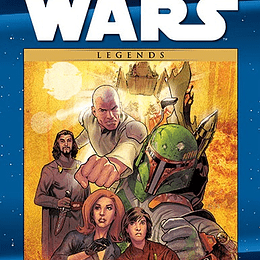 STAR WARS LEGENDS 19 (HC)