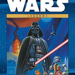 STAR WARS LEGENDS 21 (HC)