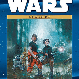 STAR WARS LEGENDS 22 (HC)