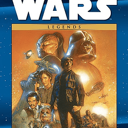 STAR WARS LEGENDS 23 (HC)