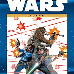 STAR WARS LEGENDS 24 (HC)