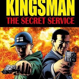 KINGSMAN: THE SECRET SERVICE (HC)