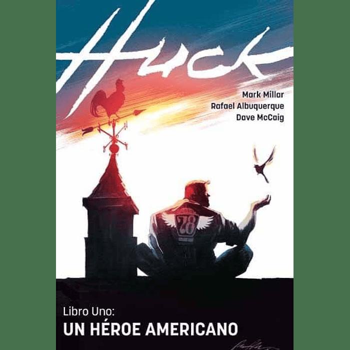 HUCK 01 (HC)