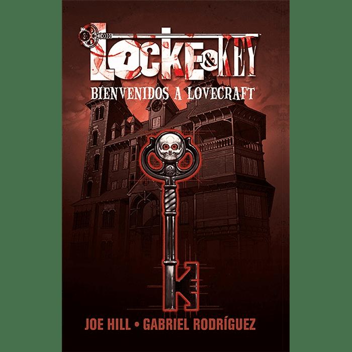 LOCKE & KEY 01: BIENVENIDOS A LOVECRAFT (HC)