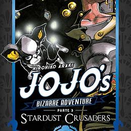 JOJO'S BIZARRE ADVENTURE 14