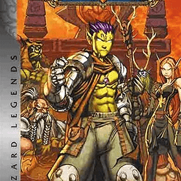 WORLD OF WARCRAFT 04: ARMAGEDON (HC)