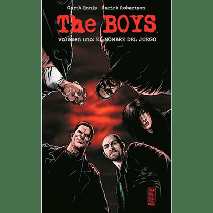 THE BOYS 01 (HC)