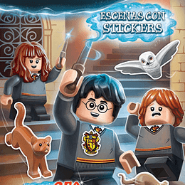 LEGO HARRY POTTER: ESCENAS CON STICKERS