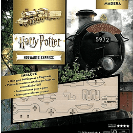 INCREDI-BUILDS HARRY POTTER: HOGWARTS EXPRESS KIT 3D