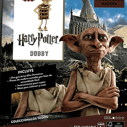 INCREDI-BUILDS HARRY POTTER: DOBBY KIT 3D