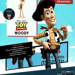 INCREDI-BUILDS TOY STORY: WOODY KIT 3D