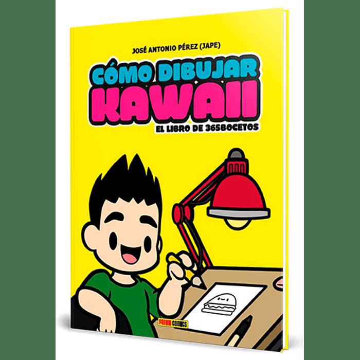 COMO DIBUJAR AL ESTILO KAWAII