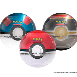 POKEMON TCG: LA LATA POKEBALL