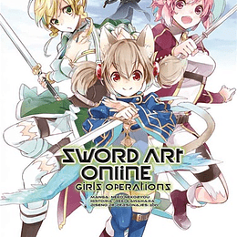 SWORD ART ONLINE - GIRL'S OPERATIONS 01