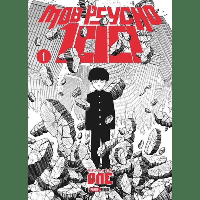 MOB PSYCHO 100 01