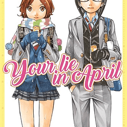 YOUR LIE IN APRIL 10