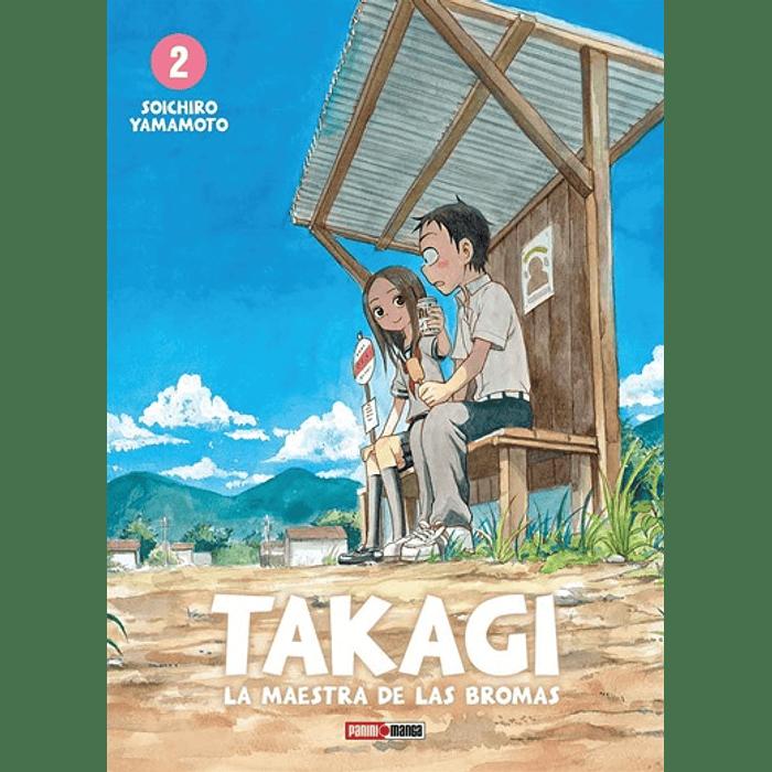 LA MAESTRA DE LAS BROMAS, TAKAGI-SAN 02