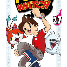 YOKAI WATCH 27