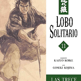 LOBO SOLITARIO 11