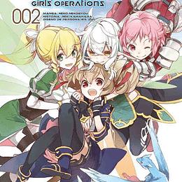 SWORD ART ONLINE - GIRL'S OPERATIONS 02