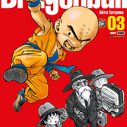 DRAGON BALL ULTIMATE 03