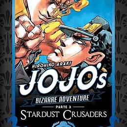 JOJO'S BIZARRE ADVENTURE 17