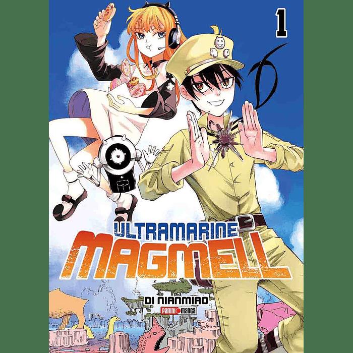 ULTRAMARINE MAGMELL 01