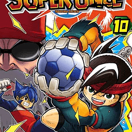 INAZUMA ELEVEN (SUPER ONCE) 10