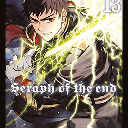 SERAPH OF THE END 13