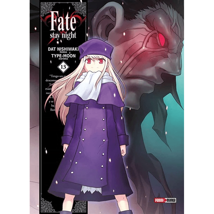 FATE STAY NIGHT 13