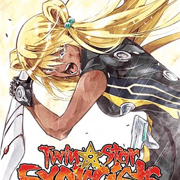 TWIN STAR EXORCIST 16