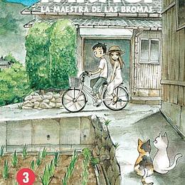 LA MAESTRA DE LAS BROMAS, TAKAGI-SAN 03