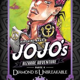 JOJO'S BIZARRE ADVENTURE 18
