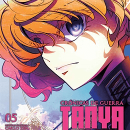 TANYA THE EVIL 05